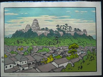 toshi-yoshida-castle-of-himeji