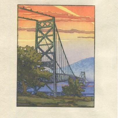 9. Bear Mt. Bridge, NY