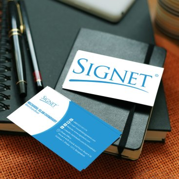 Nson Signet Business Card