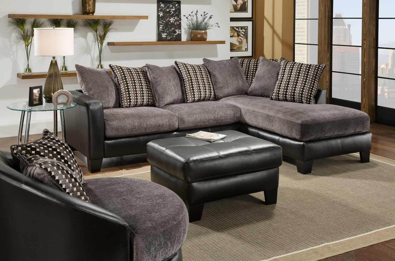 Living Room Furniture Sets Grey