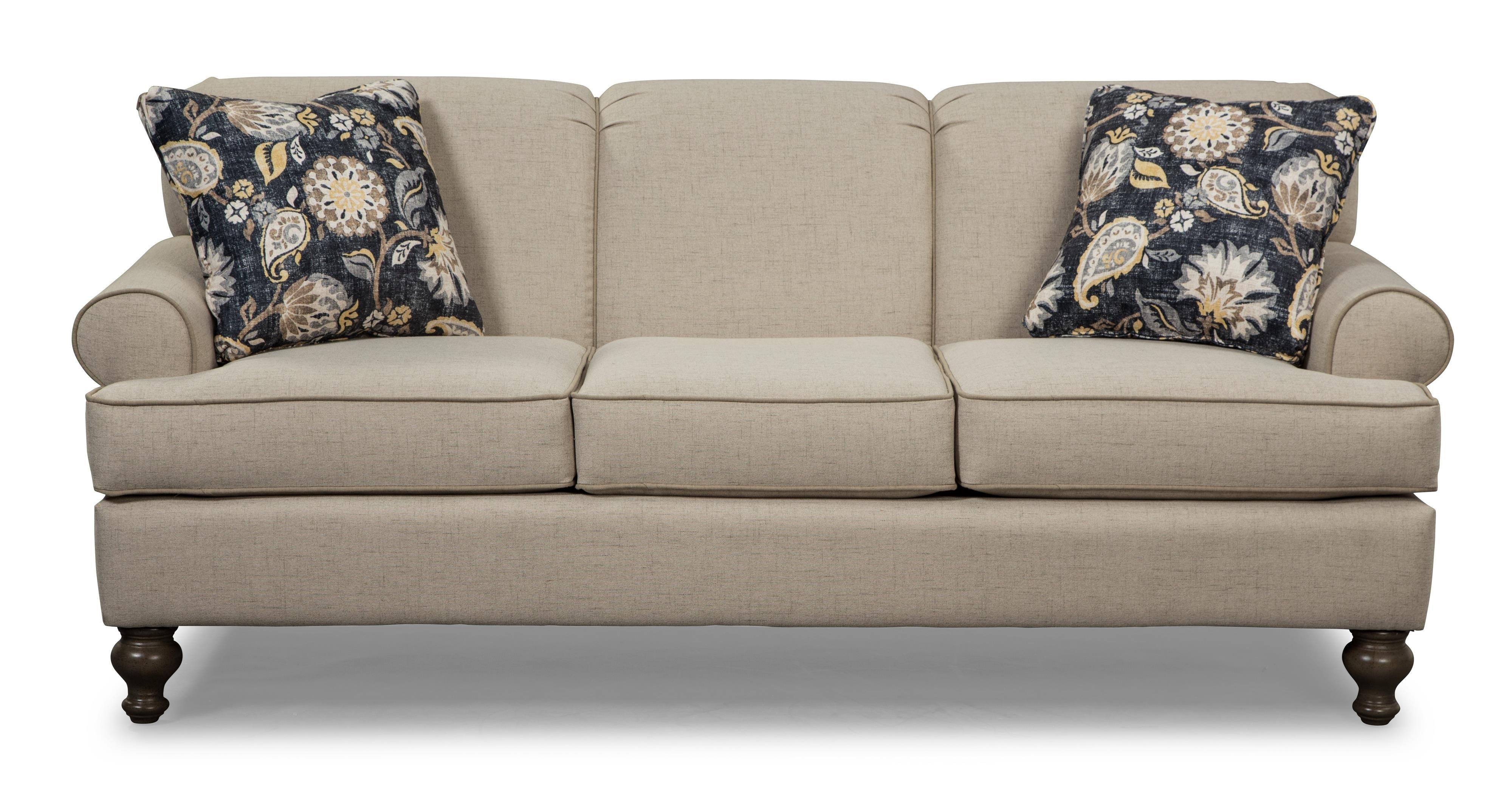 Small Scale Sectional Sofa Recliner