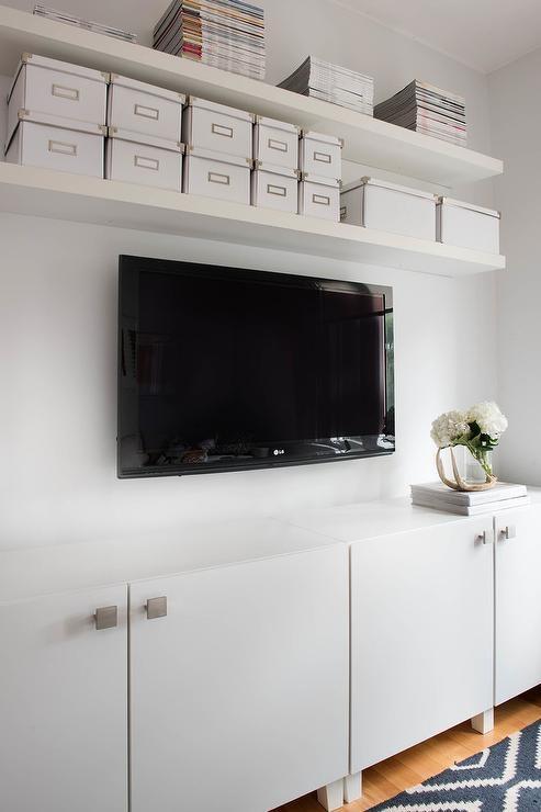 Floating Shelves Tv Mount