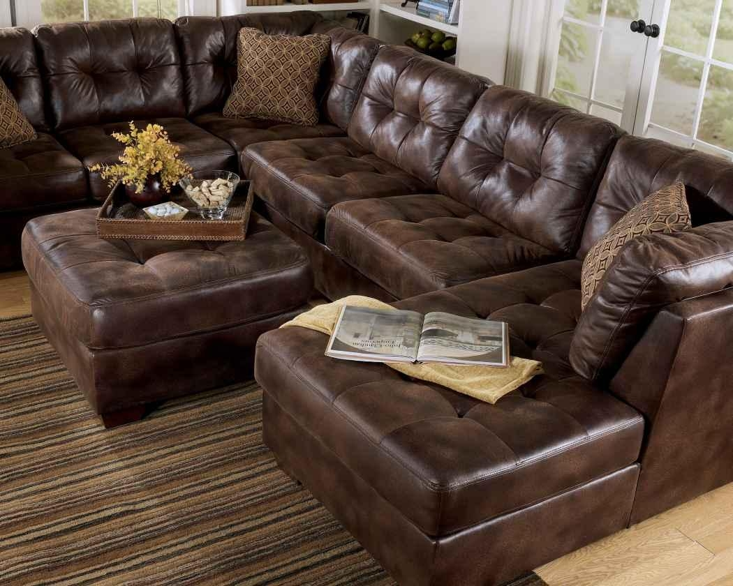 Leather Sectional Couches Sale