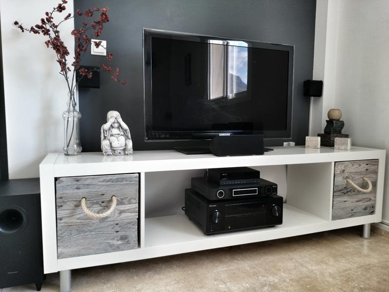 20 Collection Of Long Low Tv Stands