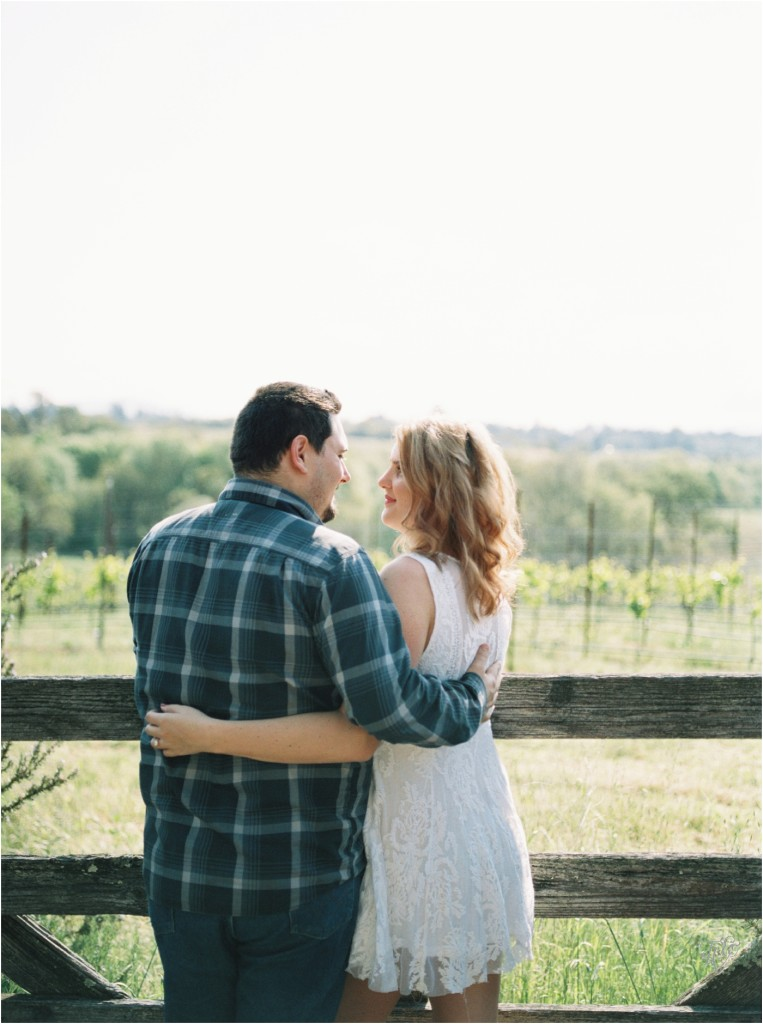 Iron Horse Vineyards Sebastopol Winery Wedding Photographer Isobel & Elliot Engaged27
