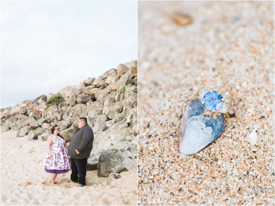Montara State Beach Half Moon Bay Engagement Session Photographer Jenn & Rob09