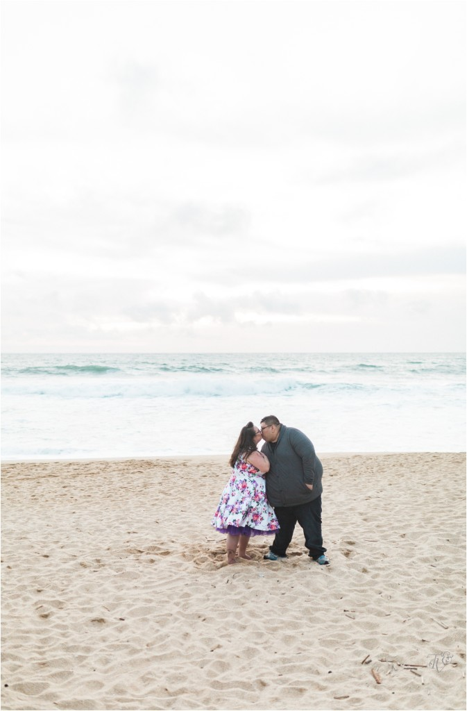 Montara State Beach Half Moon Bay Engagement Session Photographer Jenn & Rob17