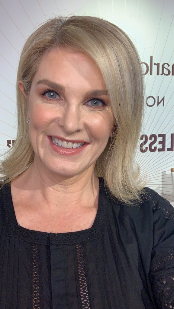 Charlotte Tilbury Master Class in Dallas with Celebrity make-up artists Berri King and Beck Morgan | Charlotte Tilbury Master Class: What I learned! by popular luxury fashion blogger, Tanya Foster: image of Tanya Foster wearing Charlotte Tilbury makeup.