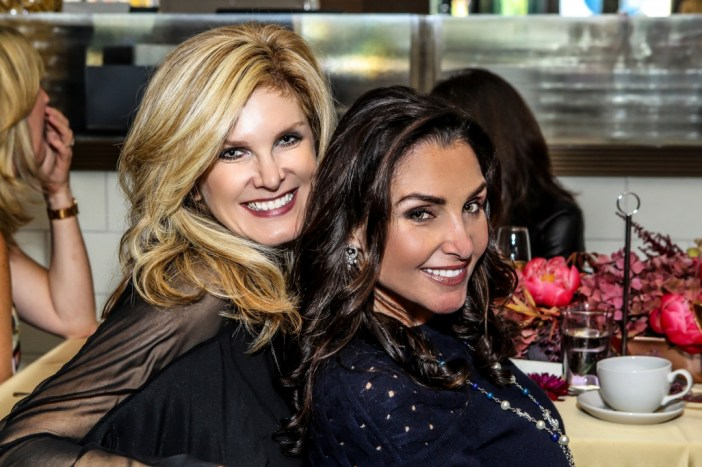 LUNCH WITH ROZ COLOMBO – FRIENDS MAKE YOUR LIFE MORE FUN!