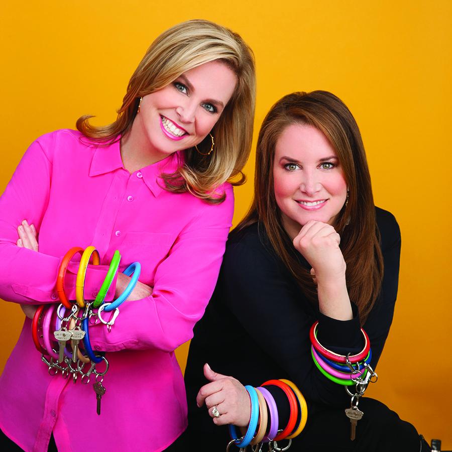 Janie Cooke and Caroline Nix