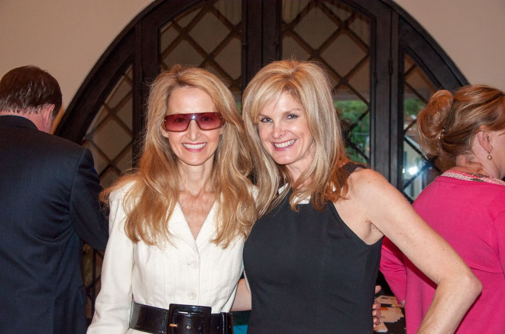 With Lynn McBee at the 2013 event
