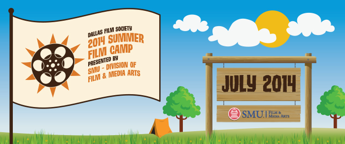 Dallas Film Society film camp