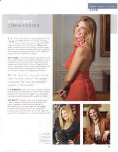 Tanya Foster in Datebook