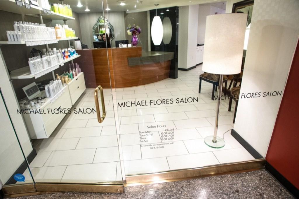 Michael Flores Salon