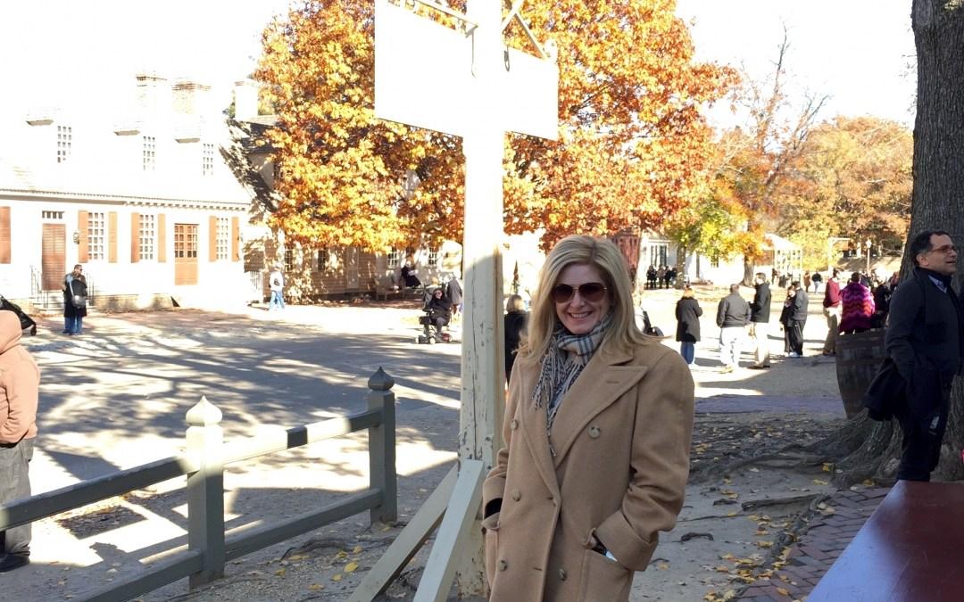 weekend in colonial williamsburg