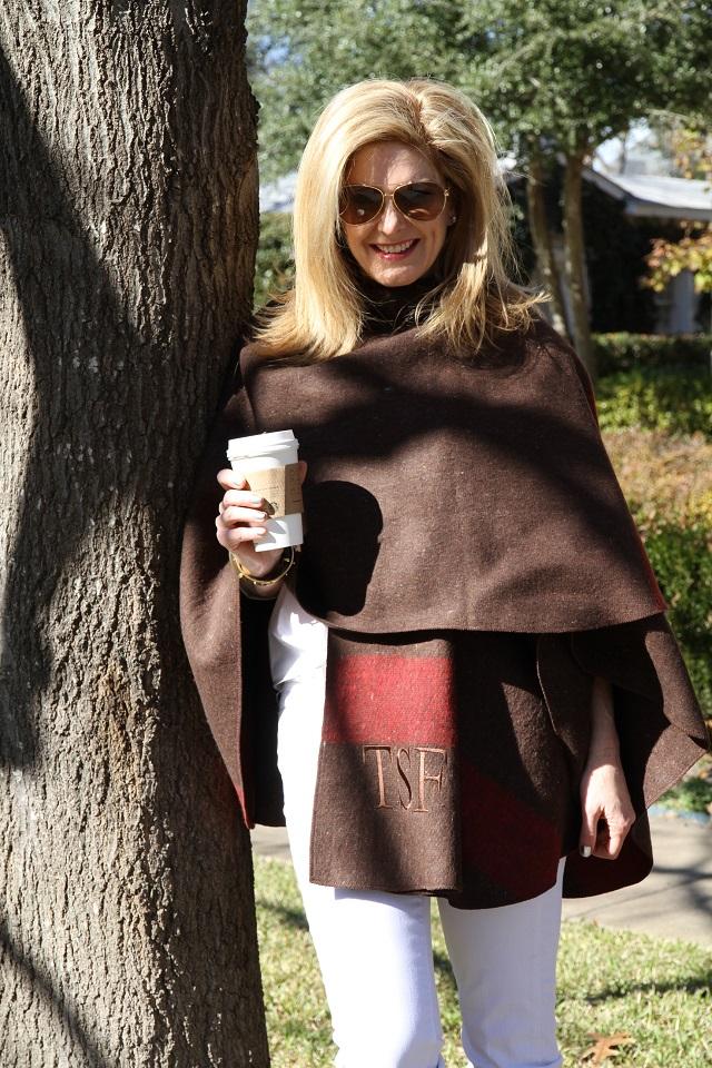 Barbara Cobb cape