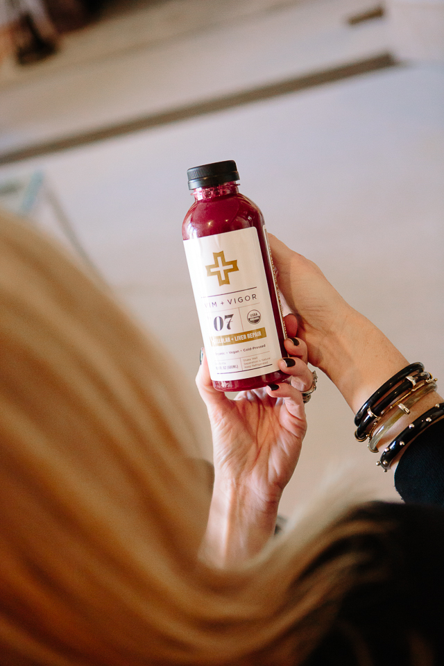 Vim+Vigor juice