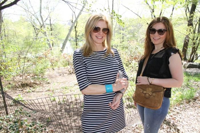 Tanya Foster and Katherine Harper