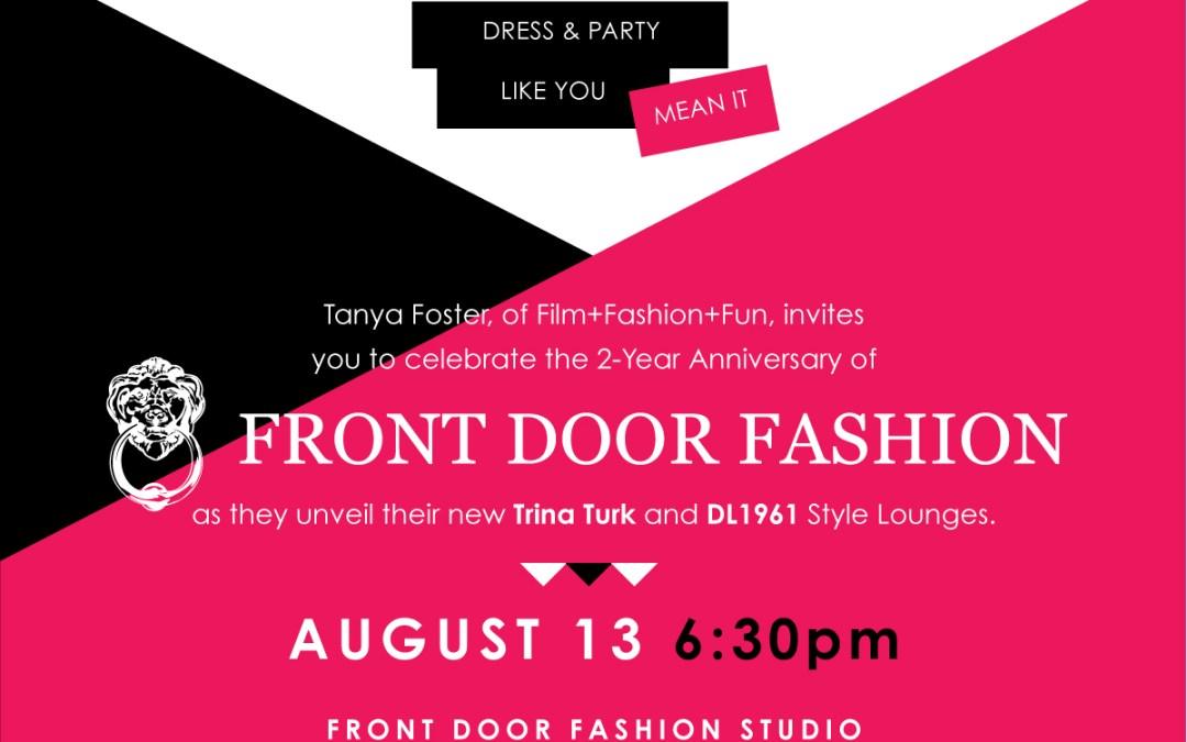 Special Invitation – Front Door Fashion