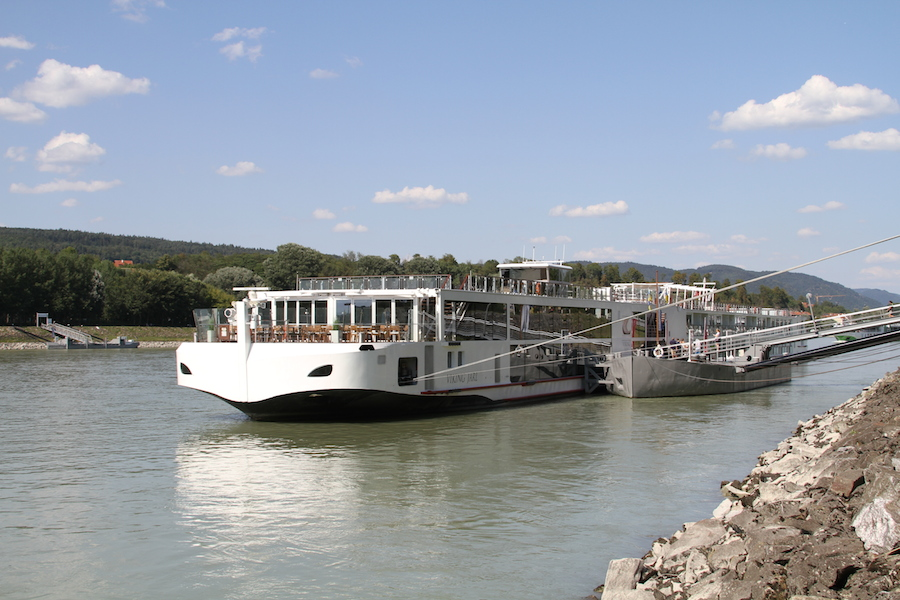 destination: viking river cruise