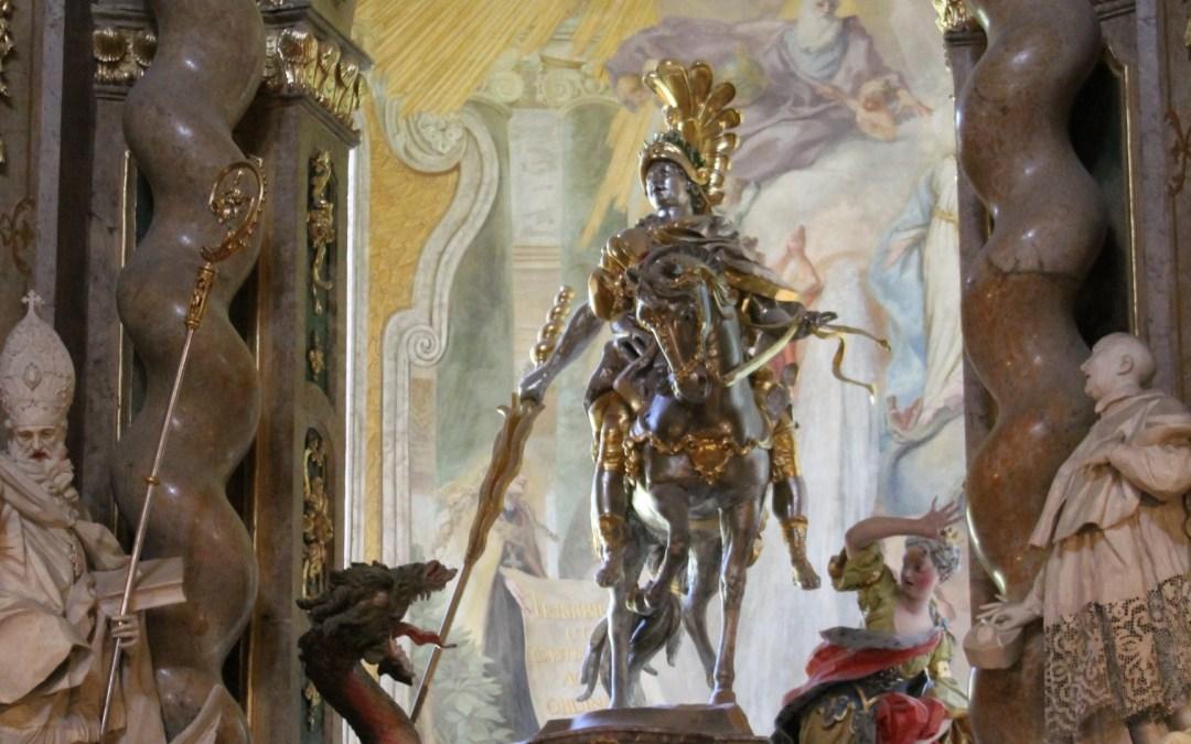 reflecting on Kelheim and Nuremberg