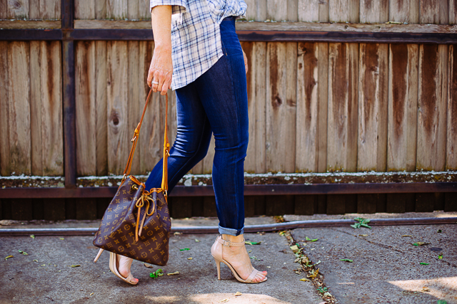 weekend casual, Forever 21, DL1961, Tanya Foster, FilmFashionFun.com