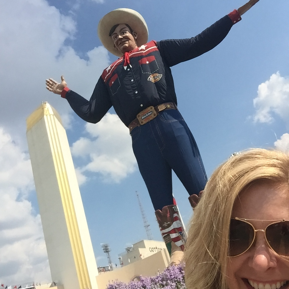 2015 State Fair of Texas, Tanya Foster, Big tex, FilmFashionFun.com