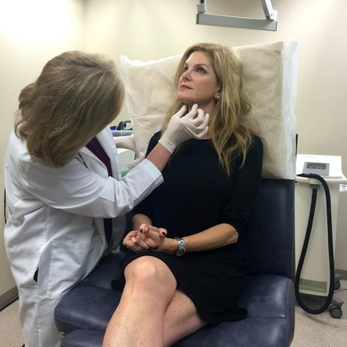Kybella, Dallas Center for Dermatology and Aesthetics, Tanya Foster, Lori Stetler