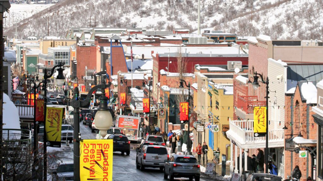 destination: sundance film festival