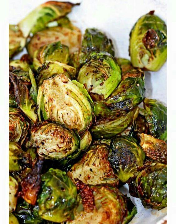 roasted brussel sprouts, tanyafoster.com