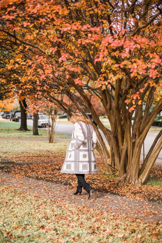printed coats, Valentino, Tanya Foster, tanyafoster.com