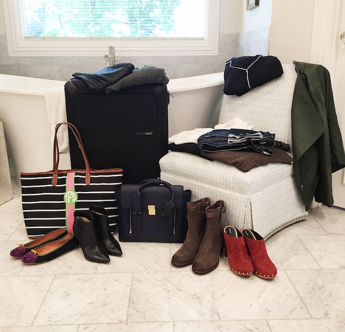 Packing tips for NYFW or any destination