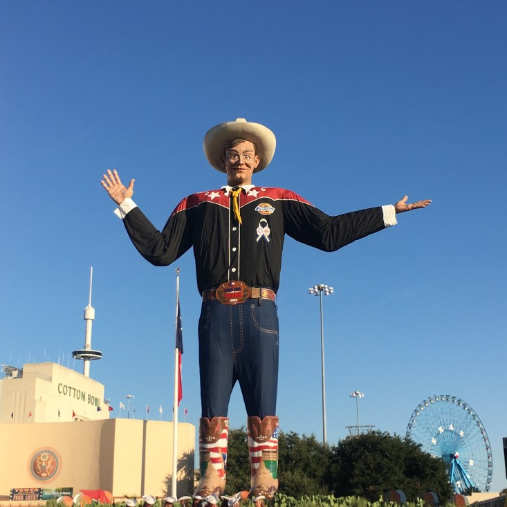 Instagram roundup, Tanya Foster, State Fair of Texas, corny dog, Dallas Lifestyle blogger
