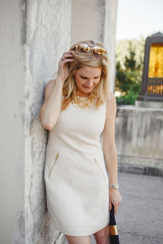 Lilla P, dress, Tanya Foster, Dallas Lifestyle Blogger sleeveless dress