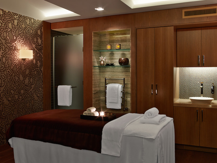 The OxyLight Facial at the Spa at the Joule.