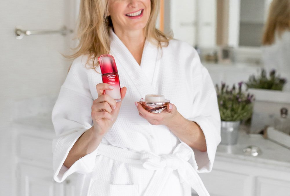 Shisheido Ultimune + Bio-Performance LiftDynamic Cream