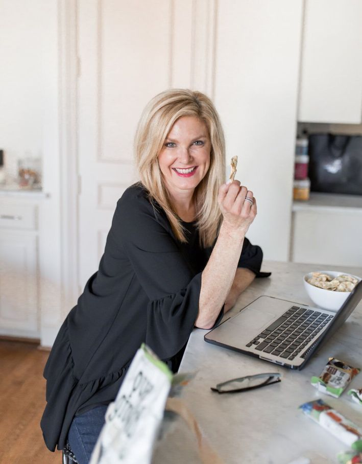 Tanya Foster shows us how she snacks at home with Pure Growth Organic