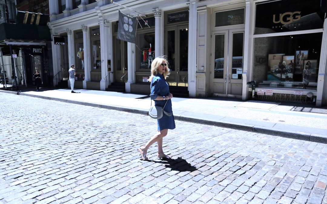 The importance of a good shirtdress