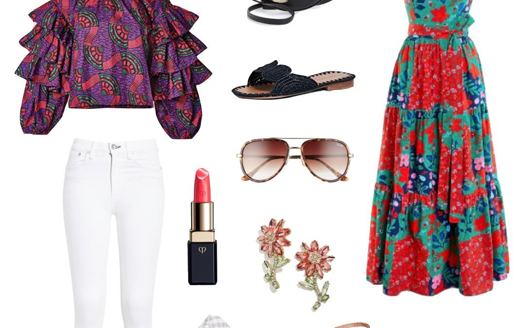 Style Focus: Florals And Pattern