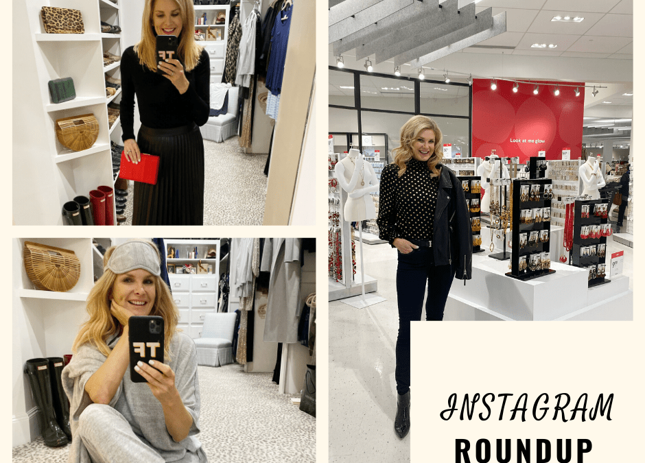 Instagram Roundup | Casual Winter Style