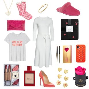 Be My Valentine: What To Wear And Gift