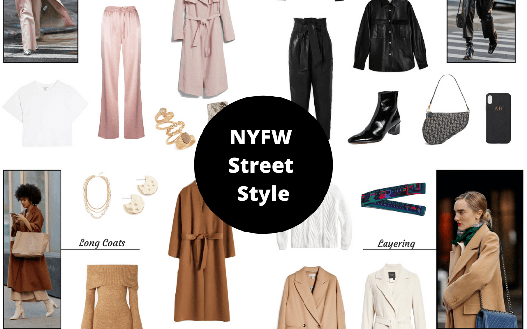 How to get NYFW Street Style