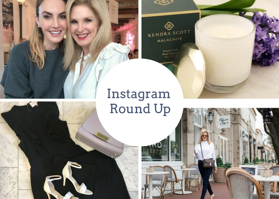 Let's get caught up and Instagram Round Up