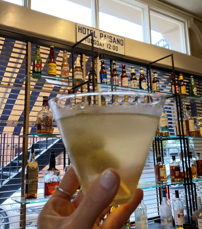 Drinks at Jett's