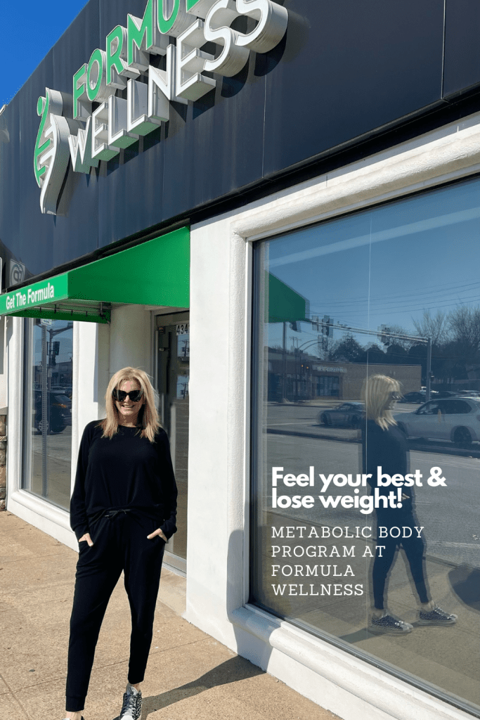 Feel your best at Formula Wellness