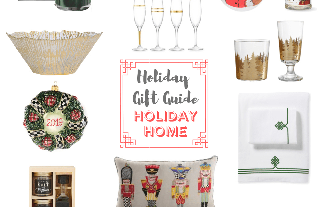 2019 Gift Guide: Holiday Home