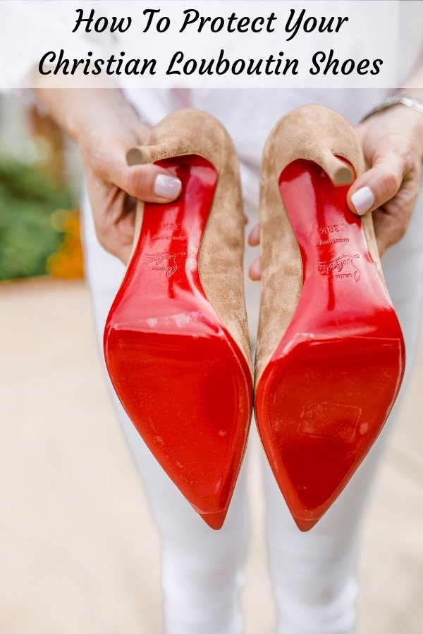 How to protect your Christian Louboutin shoes copy