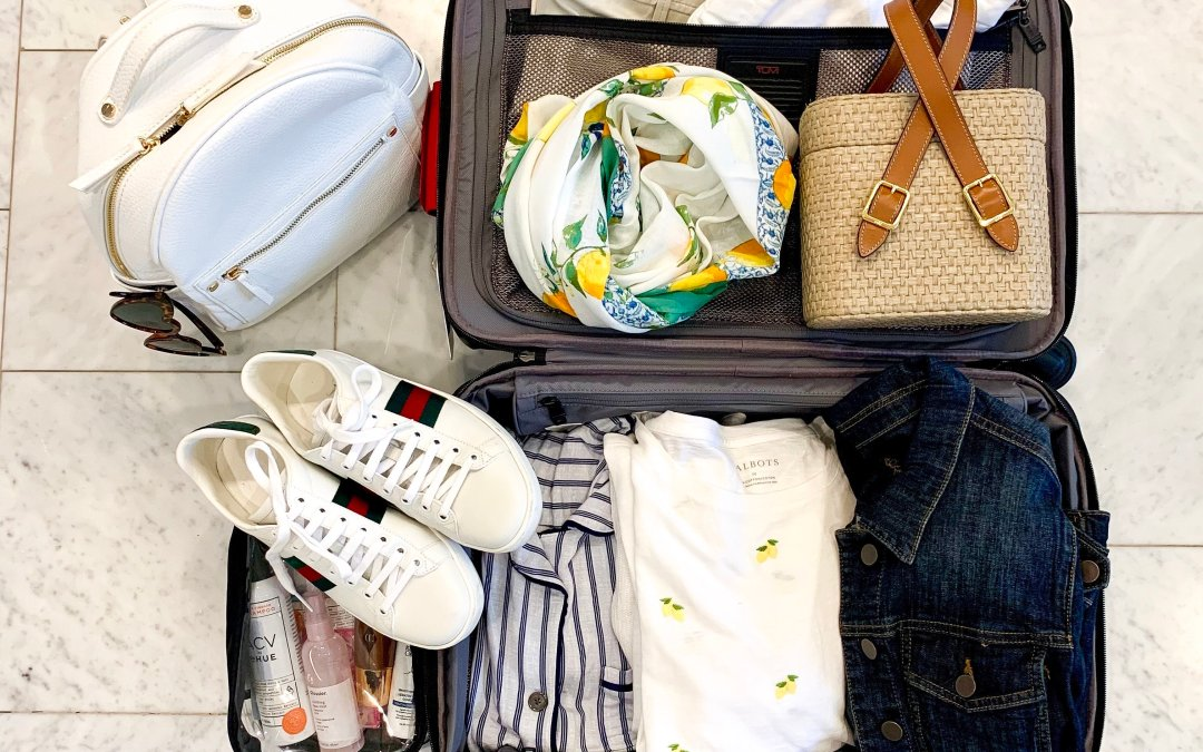 Packing List: Carmel By The Sea