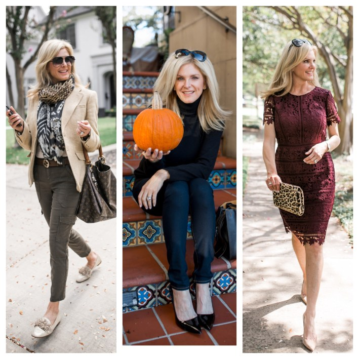 TanyaFoster.com Best of October 2017 fashion posts