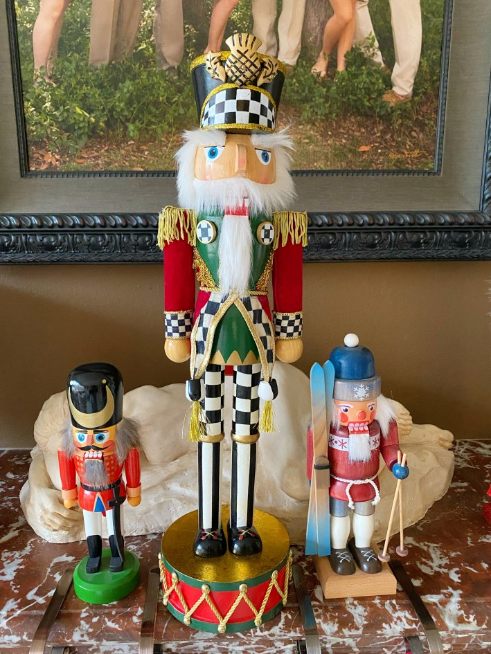 Mackenzie-Childs nutcracker
